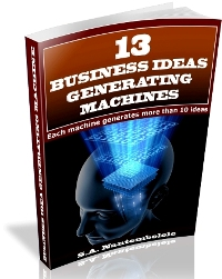 Business Ideas Generating Machines - Simplified For Beginners